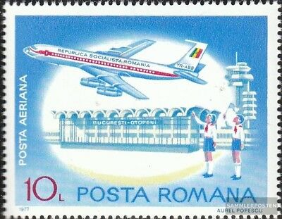 Romania 3437 (complete.issue.) unmounted mint / never hinged 1977 CSCE