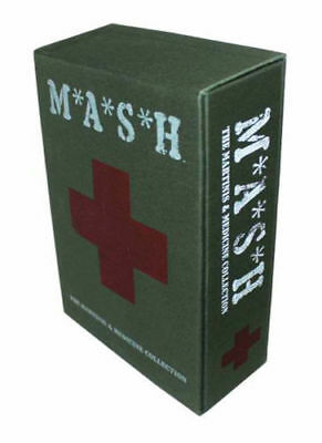M-A-S-H-Martinis-amp-Medicine-Complete-Series-Collection-DVD-2009-36-Disc-Box-S