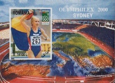 Romania Block315 (complete.issue.) unmounted mint / never hinged 2000 Briefmarke