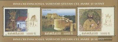 Romania Block341 (complete.issue.) unmounted mint / never hinged 2004 Stephan II
