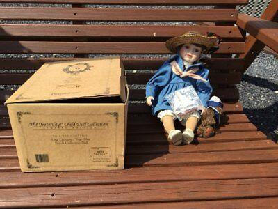 The Boyds Collection Yesterday's Child Betsy 4904 Doll IN BOX