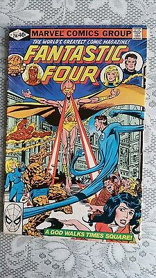 Fantastic Four  No.216  MAR  1980     FREE POSTAGE UK