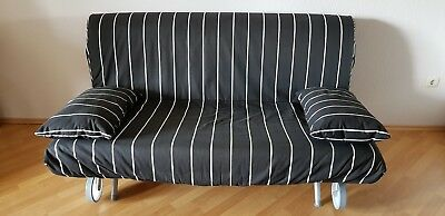 ikea sofa wei 2er mit berz gen eur 5 80 picclick de. Black Bedroom Furniture Sets. Home Design Ideas