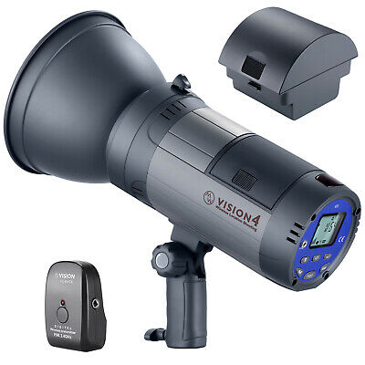Neewer Vision4 Outdoor Studio Flash Strobe with LED Modeling Lamp