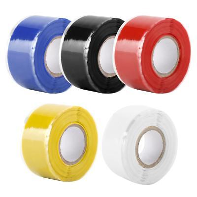 Silicone Rubber Repair Tape Waterproof Bonding Rescue Self Fusing Wire Hose