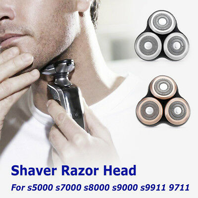 Replacement 3D Shaver Razor Head  For Philips s5000 s7000 s8000 s9000 s9911
