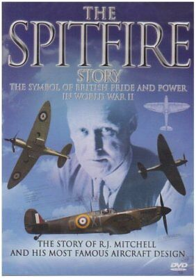 Spitfire Story [DVD] -  CD 72LN The Fast Free Shipping