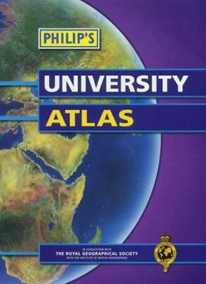 Philip's University Atlas,The Royal Geographical Society