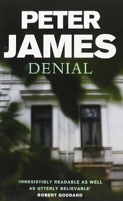Denial,Peter James