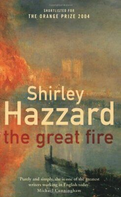 The Great Fire,Shirley Hazzard- 9781844080571