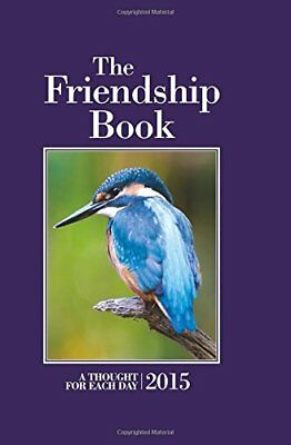 The Friendship Book 2015: A Thought for Each Day (Annuals 2015),D.C.Thomson & C