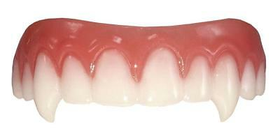 PROFESSIONAL FLEX VAMPIRE TEETH WITH FANGS realistic dressup costume accessories