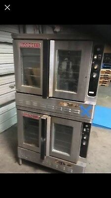 Double Blodgett Convention Oven