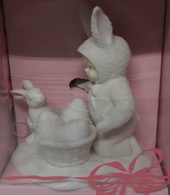 "Snowbunnies Springtime Stories ""Help Me Hide the Eggs"" - In Box - r"