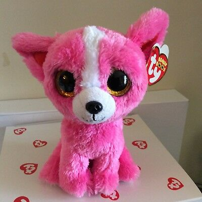 Ty Beanie Boo PASHUN The Chihuahua Gift Show Exclusive 6 MWMT