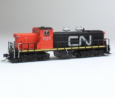Rapido N GMD-1 DC/DCC Canadian National CN orange/black- your choice of #