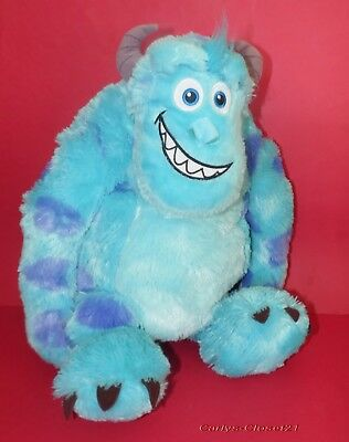 """DISNEY Pixar * Monsters University * Large Sully Soft Toy * 20"""" (51cm) Tall *"""