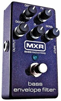 MXR Bass Envelope Filter - M 82