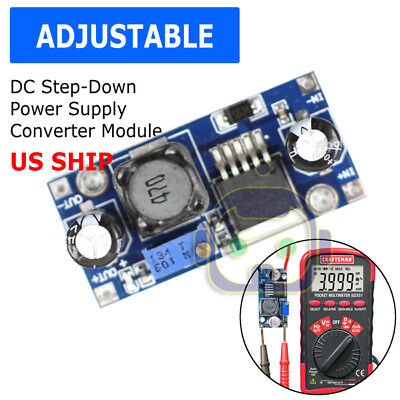 LM2596S DC-DC 3A Buck Adjustable Step-down Power Supply Converter Module Arduino