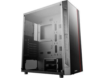 DEEPCOOL MATREXX 55 ATX Mid-Tower Case Full-size Tempered Motherboard SYNC Contr
