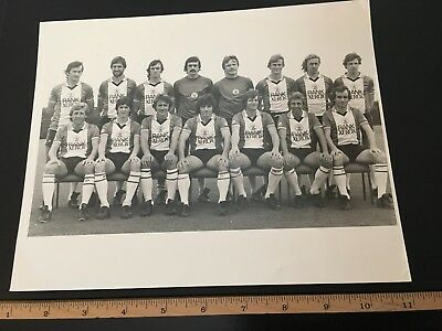 Superb Southampton Press Photograph team picture 1979/80