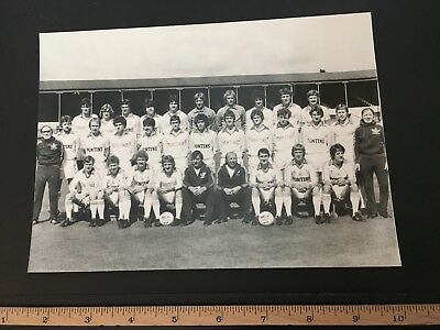 Superb Preston North End Press Photograph team picture 1979/80