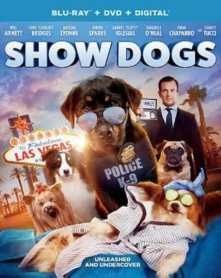 Show Dogs New Blu-Ray/Dvd