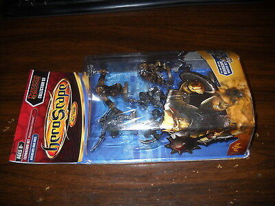 Heroscape: Wave 13/D3: Moltenclaw's Invasion: Bugbears and Orcs Expansion set
