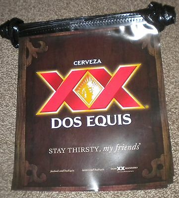 NEW RARE XX DOS EQUIS Beer Stay Thirsty My Friend 12 Flag Streamer Pennant
