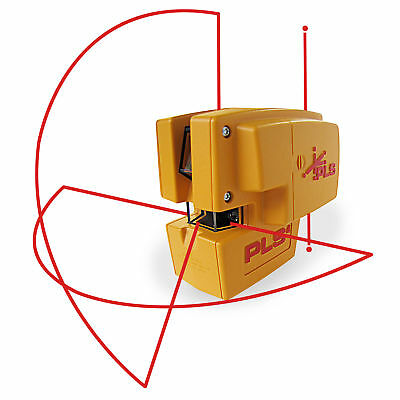 Pacific Laser Systems PLS 4 Horizontal, Vertical & Plumb Laser Level