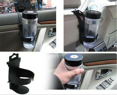 UK Car Drink Stand Holder Universal Vehicle Door Case Bottle Coffee Cup Mount BS