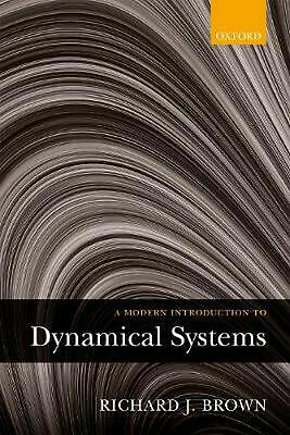 Modern Introduction to Dynamical Systems by Richard J. Brown Hardcover Book Free