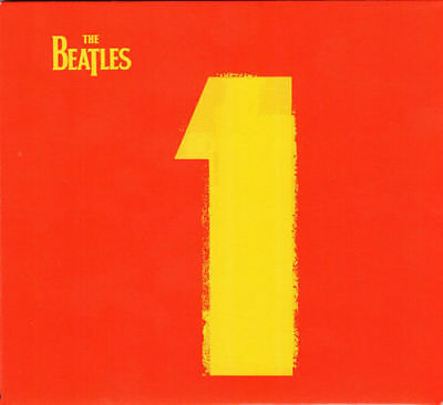 The Beatles - 1 [2015 Remestered CD] 27 tracks Digipak New & Sealed