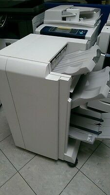 Xerox 550 560 C75 Booklet Finisher  Professional Finisher 097S04214