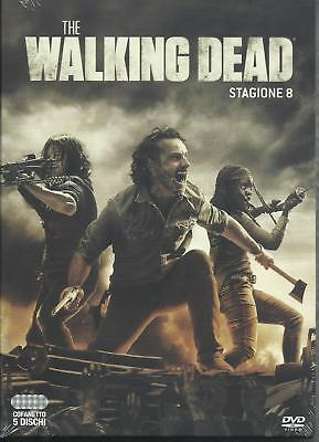 The Walking Dead. Stagione 8 (2018) 5 DVD