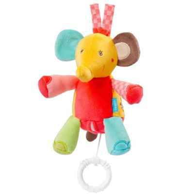 Fehn Mini-Spieluhr Elefant Melodien sort. # 40533281