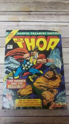 Marvel Treasury Special Edition Collector's Issue #10 The Mighty Thor Comic Book