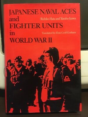 Japanese Naval Aces And Fighter Units In Wwii