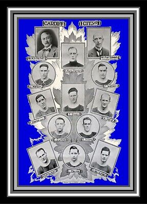 Collectors/Photograph/Print/Cardiff City/Team/Photo/1927/FA/Cup/Winners