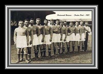 Collectors/Photograph/Print/Portsmouth/Pompey/Team Photo/1929 Reserves