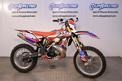 Beta 300 Rr Enduro Bike