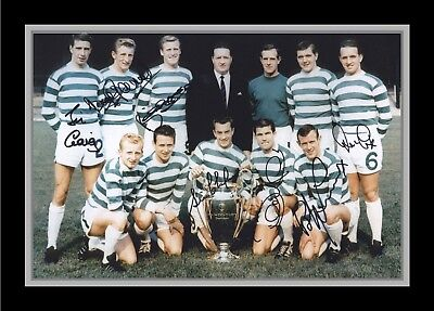 Collectors/Photograph/Print/7 x 5 Photo/Celtic 1967 European Cup Winners
