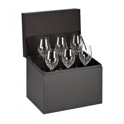 Waterford Crystal Lismore Essence White Wine Gift Set, Set of 6