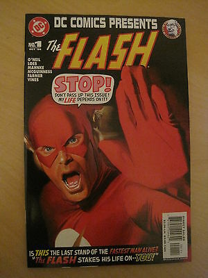 DC COMICS PRESENTS : The FLASH 1. GREAT REIMAGINING OF A CLASSIC COMIC. DC. 2004
