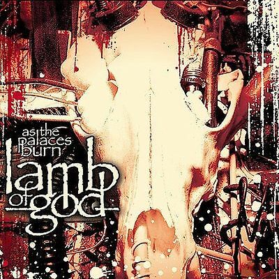 Lamb of God : As the Palaces Burn: An Ozzfest Special (with Bonus DVD CD