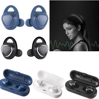 For Samsung Gear iConX SM-R150 Sports Wireless In-Ear Headphones Earbuds Headset