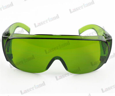 405nm 450nm Blue IR 808nm 980nm 1064nm Laser Safety Goggles Glasses OD+5 CE