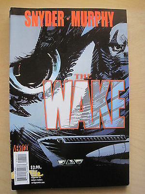 The WAKE  4 (of 10). By SCOTT SNYDER & Sean MURPHY. DC VERTIGO. 2013