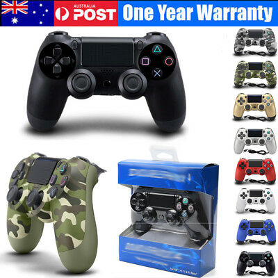 Dual Shock Wireless Bluetooth Game Controller Remote Joystick For PS4 Gamepad AU