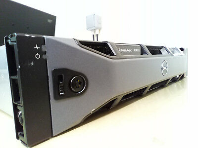 Dell EqualLogic PS4100x iSCSI SAN Array Chassis with Dual AC power